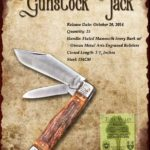 Tuna Valley Cutlery Gallery - 2014 Gunstock - Mammoth Ivory