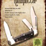 Tuna Valley Cutlery Gallery - 2015 Railsplitter - Buffalo Horn