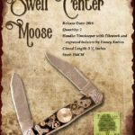 Tuna Valley Cutlery Gallery - 2016 Moose - Timekeeper