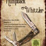 Tuna Valley Cutlery Gallery - 2018 Humpback Whittler - Mammoth Ivory
