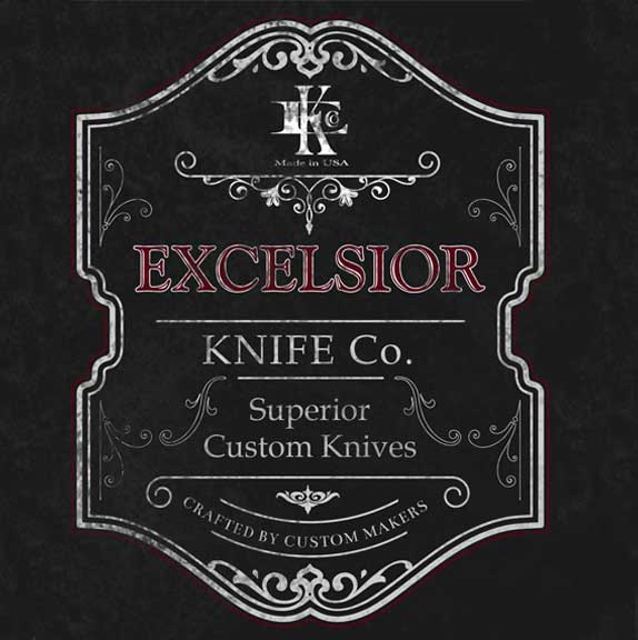 Excelsior Knife Co. logo