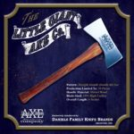 Little Giant Axe - double bit - Marvel Wood